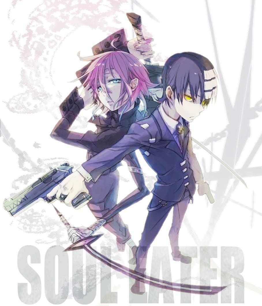 Tags Anime Pixiv Id 59362 SQUARE ENIX SOUL EATER Crona