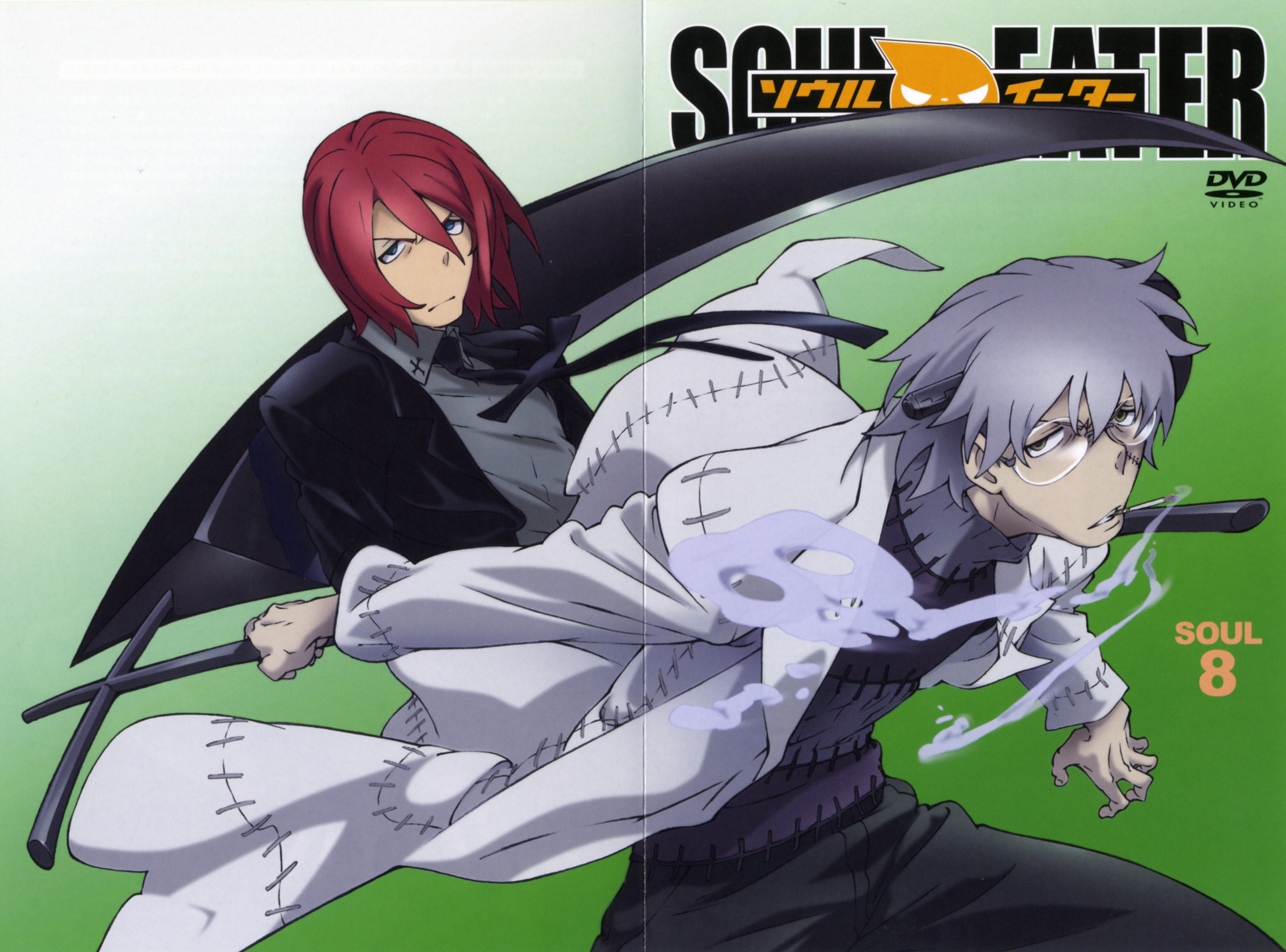 soul eater stein x spirit