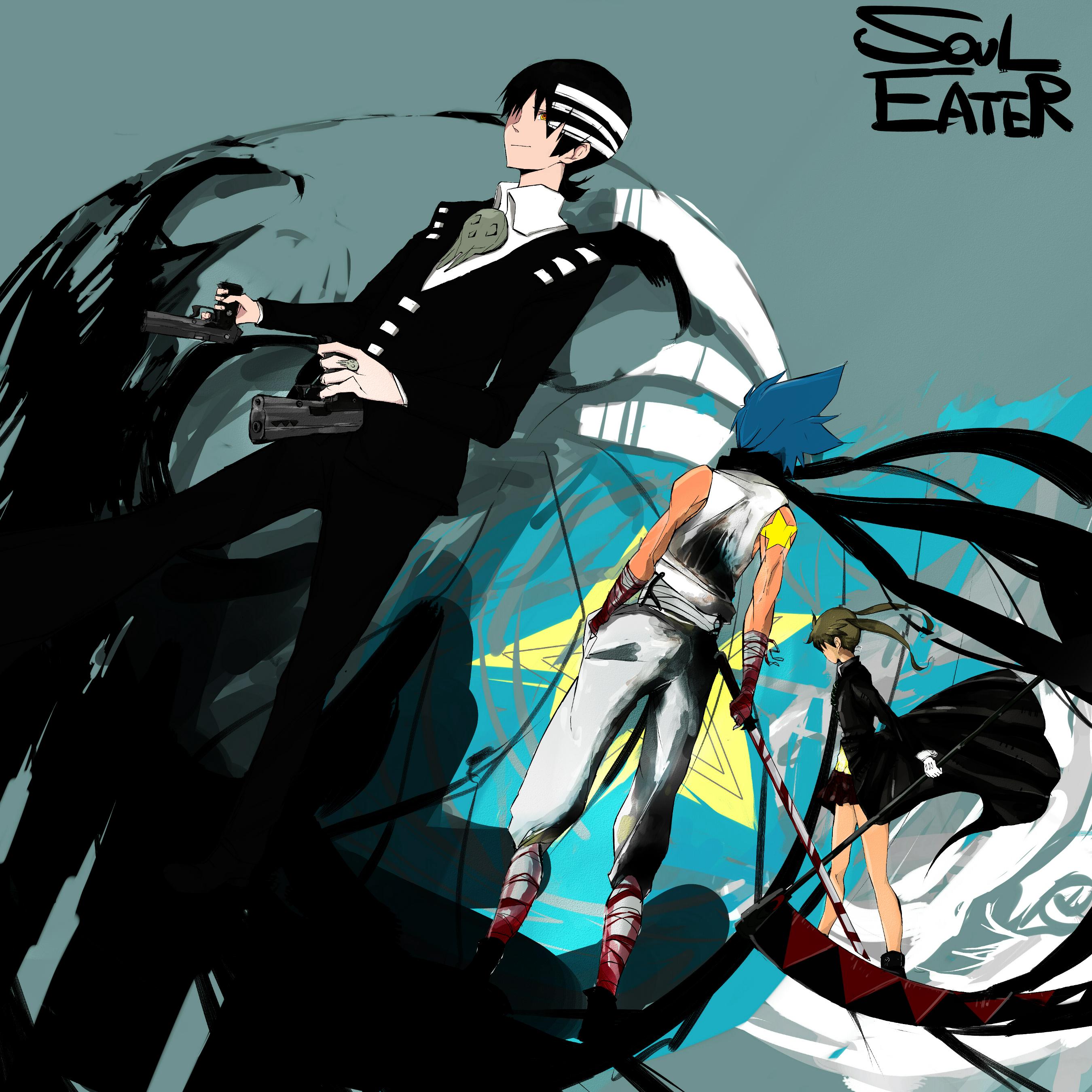 Tags Anime Pixiv Id 3555041 SQUARE ENIX SOUL EATER Maka Albarn