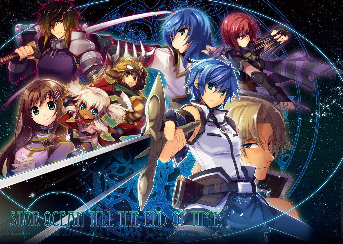 Star Ocean Series Zerochan Anime Image Board