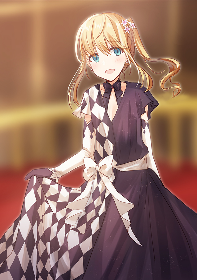 Tags: Anime, Pixiv Id 12818930, Fate/Grand Order, Saber (Chevalier d'Eon), Heroic Spirit Formal Dress