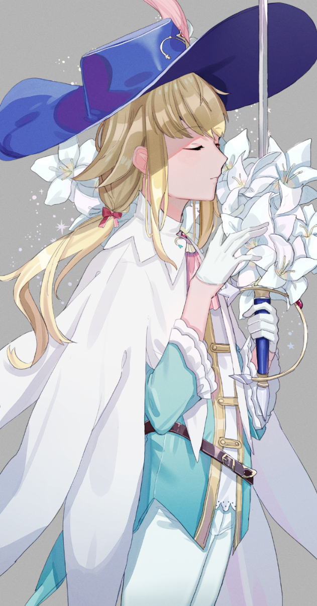 Tags: Anime, Pixiv Id 14921948, Fate/Grand Order, Saber (Chevalier d'Eon), Fanart From Pixiv, Pixiv, Fanart