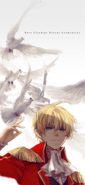 Tags: Anime, Sinsora, Fate/EXTRA, Saber (Fate/EXTRA)