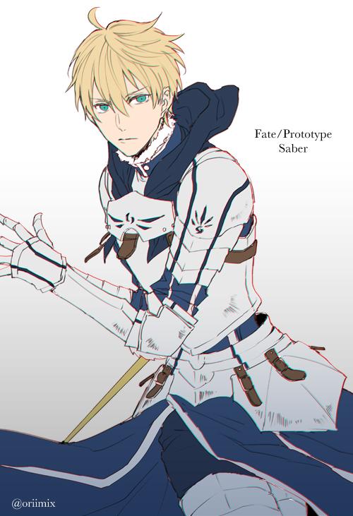 Tags: Anime, Orii (Pixiv1123766), Fate/Prototype, Saber (Fate/Prototype), PNG Conversion, Mobile Wallpaper, Pixiv, Fanart From Pixiv, Fanart