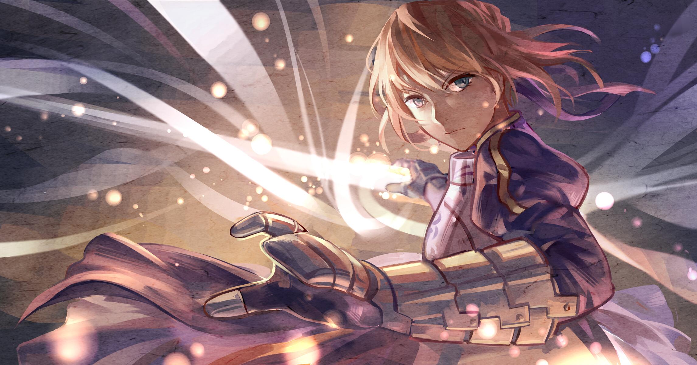 Saber Fate Stay Night Hd Wallpaper 1818946 Zerochan Anime