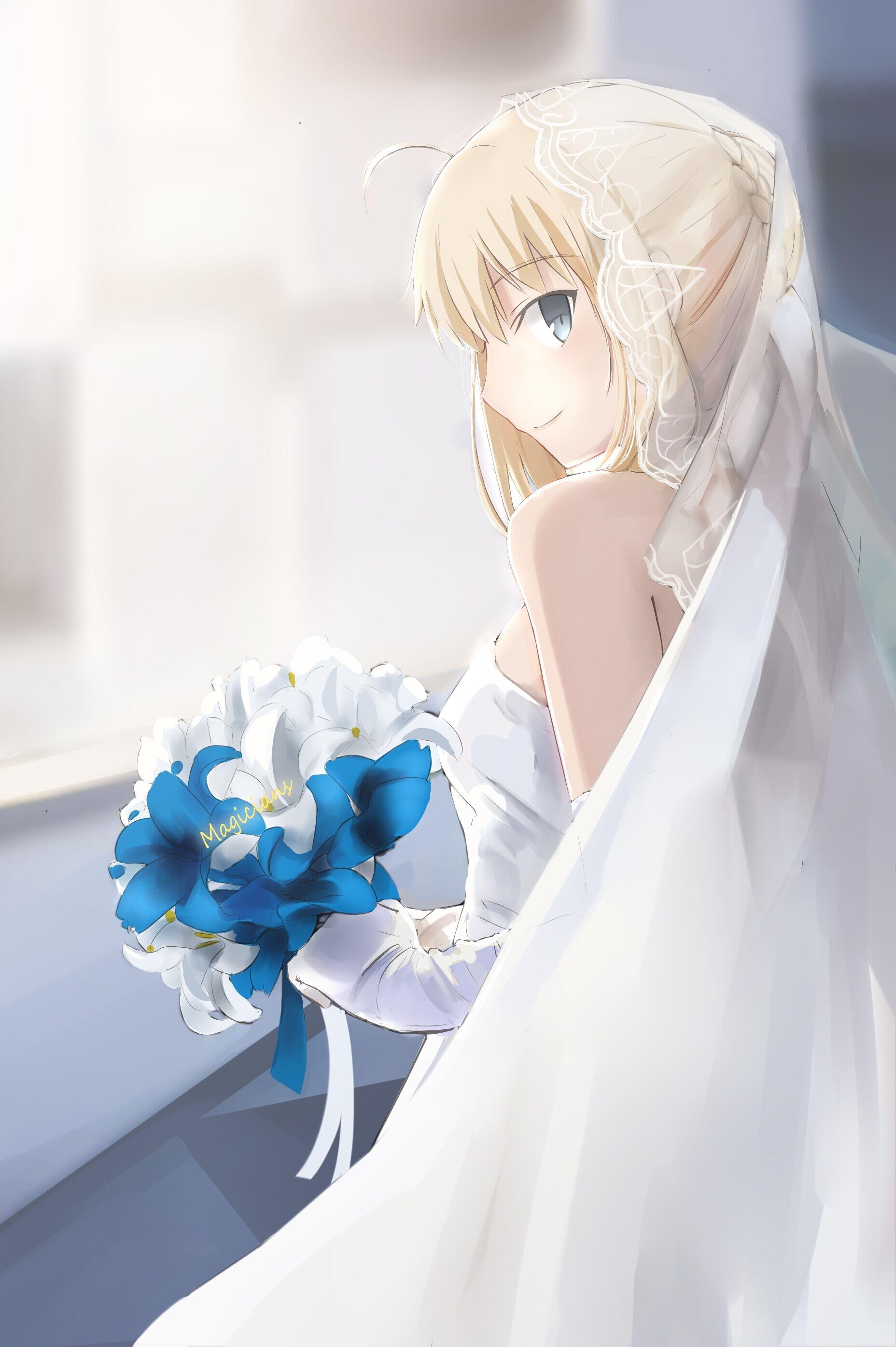 Saber wedding