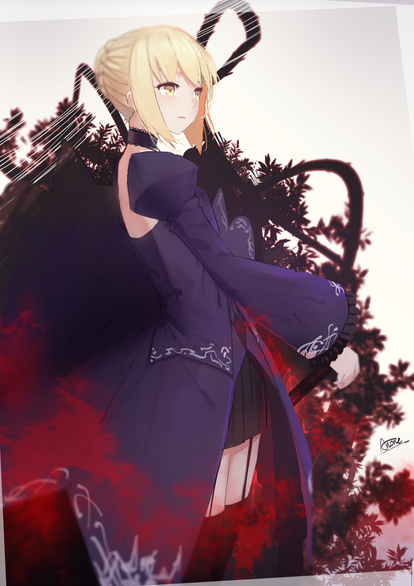 Saber Alter - Fate/stay night - Mobile Wallpaper #2001731 ...