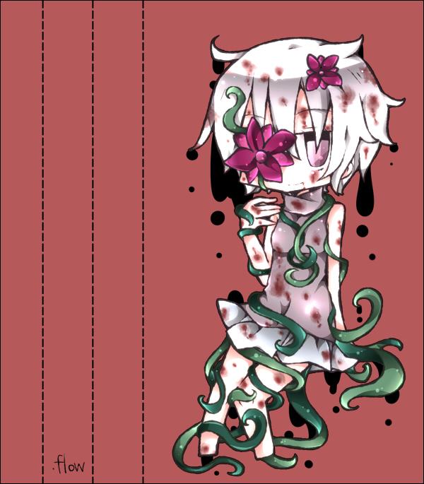 Tags: Anime, Cosmicmind, .flow, Sabitsuki, Pixiv, Fanart, Fanart From Pixiv