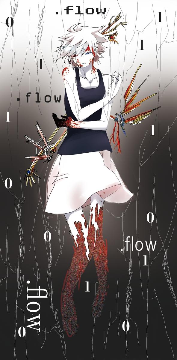 Tags: Anime, Pixiv Id 1978731, .flow, Sabitsuki, Pixiv