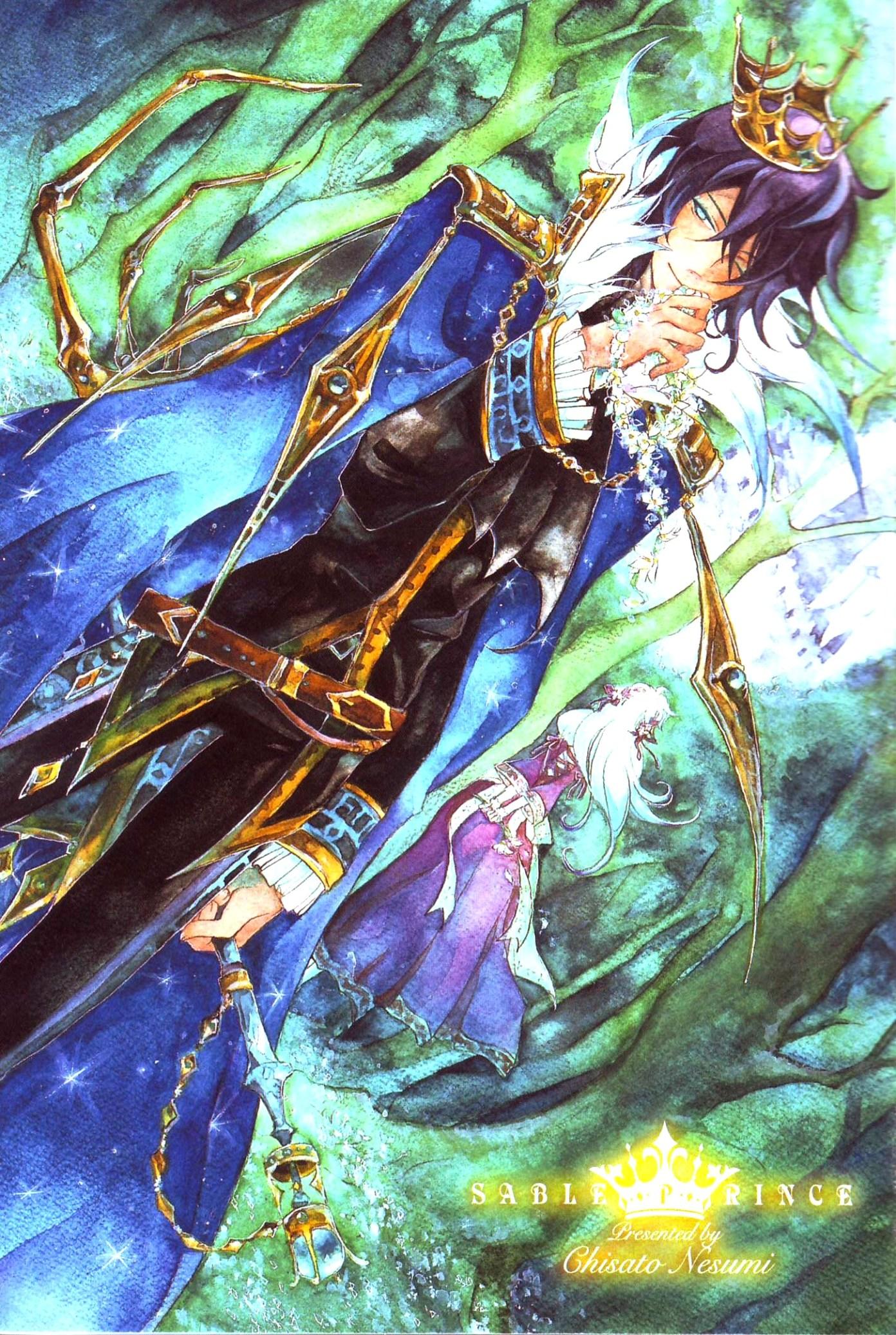 Sable Prince - Nesumi Chisato - Zerochan Anime Image Board