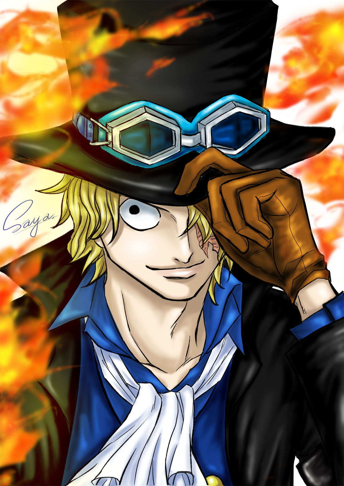 Sabo - ONE PIECE   page 11 of 11 - Zerochan Anime Image Board
