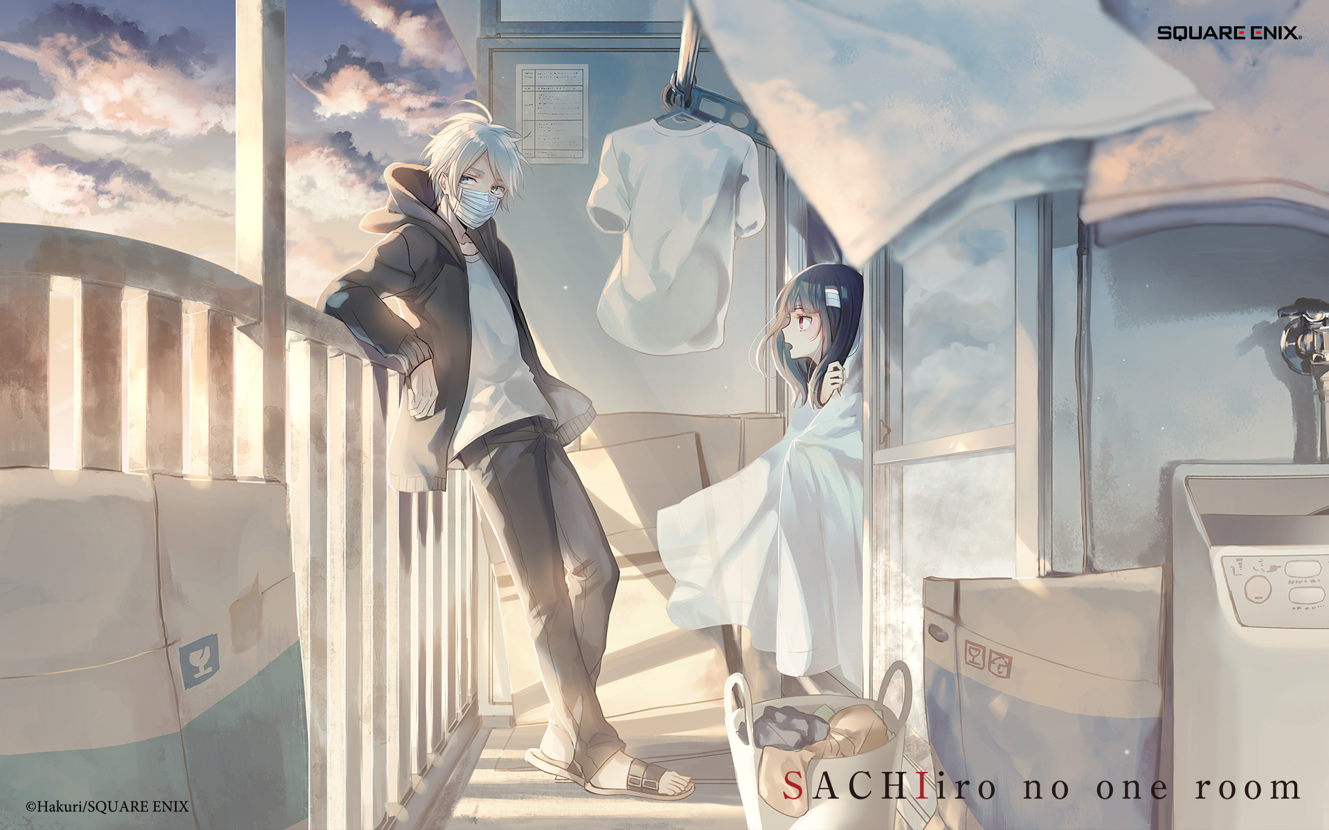 Magnificent Sachi Iro No One Room Wallpaper 2573149 Zerochan Anime Download Free Architecture Designs Scobabritishbridgeorg