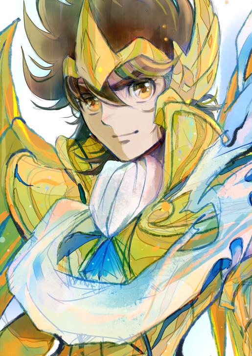 Sagittarius Seiya Saint Seiya Omega Mobile Wallpaper 1080630
