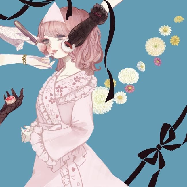 Tags: Anime, YuJuP, Touhou, Saigyouji Yuyuko (Living), Saigyouji Yuyuko, Fanart, Pixiv, Fanart From Pixiv