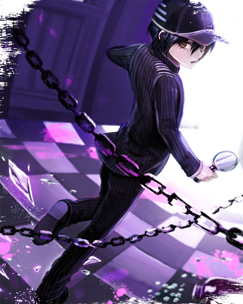 Saihara Shuuichi - New Danganronpa V3 - Zerochan Anime Image Board