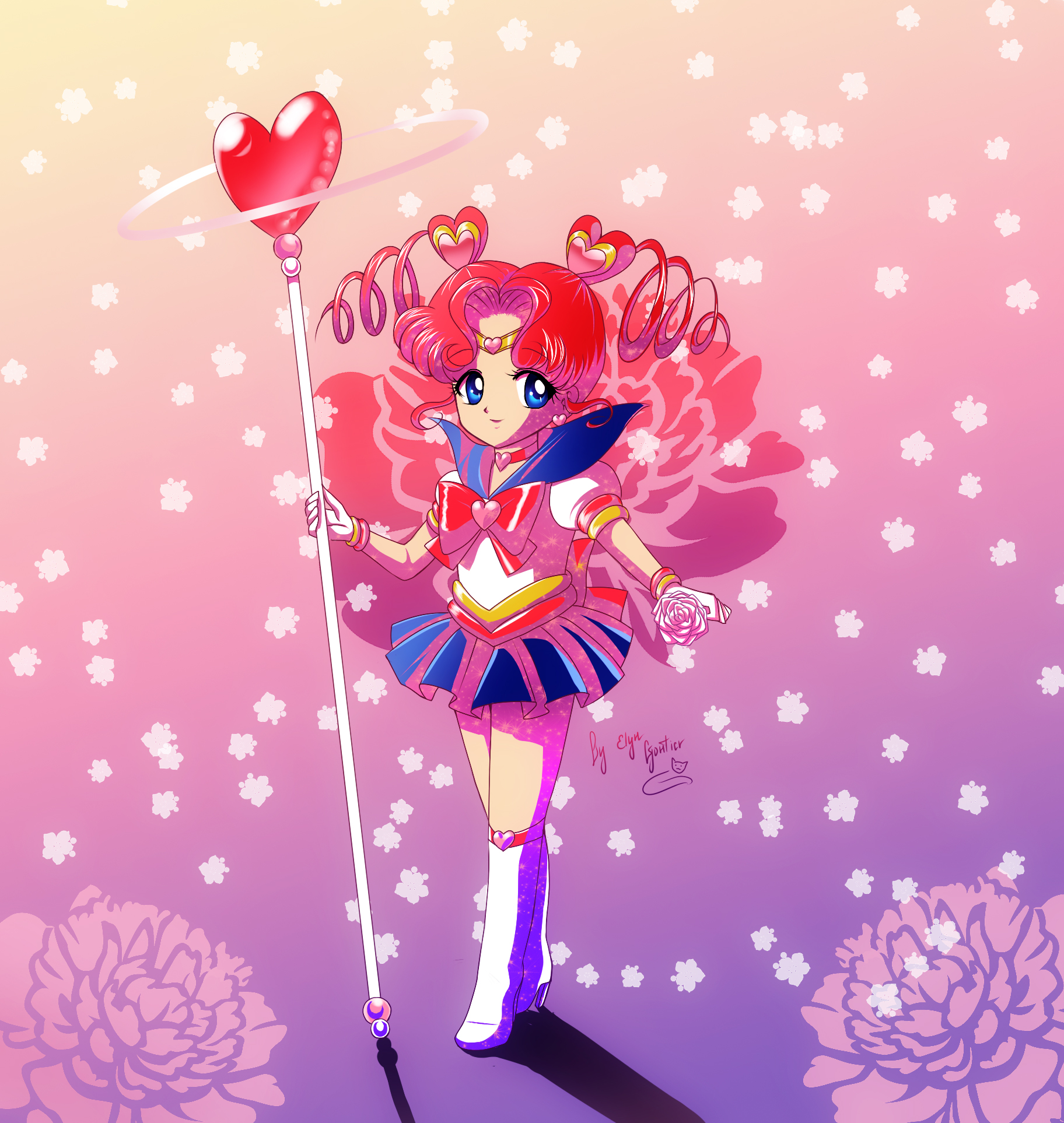 Chibi sailor moon xxx