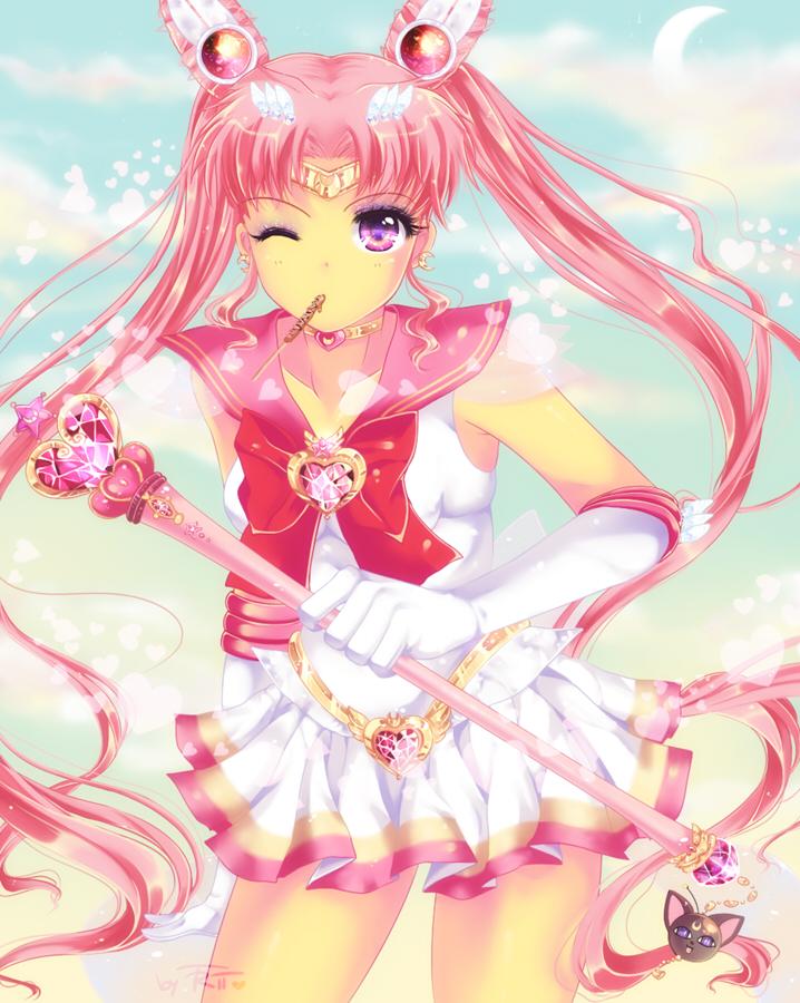 Sailor Chibi Moon Chibiusa Image 1841556 Zerochan