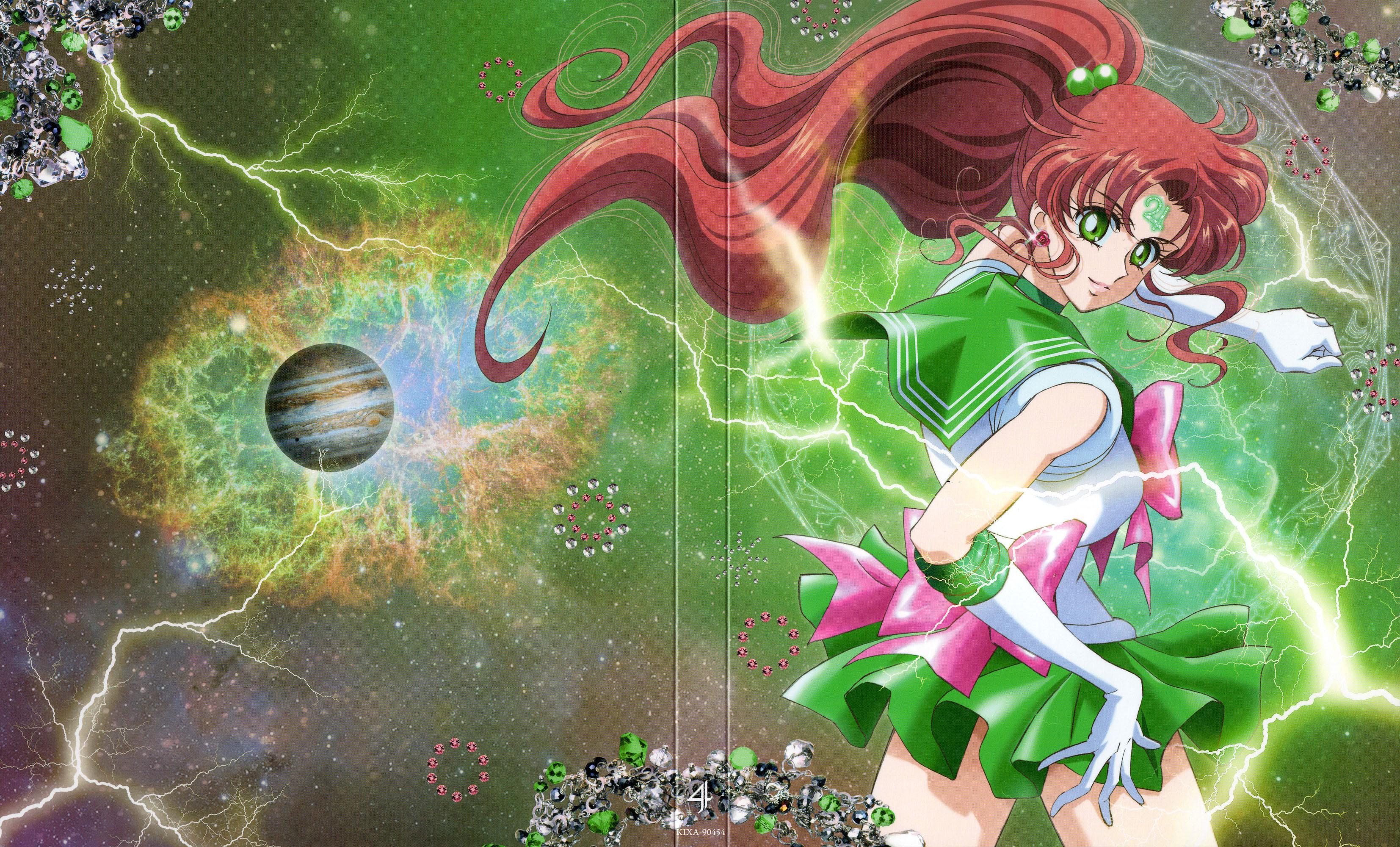 Sailor Jupiter Kino Makoto Zerochan Anime Image Board
