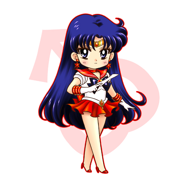 Sailor Mars - Hino Rei - Image #1836718 - Zerochan Anime ...