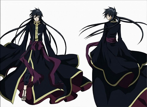 Tags: Anime, Saint Seiya Lost Canvas, Alone Hades, Sandals, Specters -the Lost Canvas