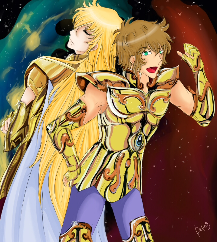 Anime Characters Virgo : Saint seiya lost canvas image zerochan anime