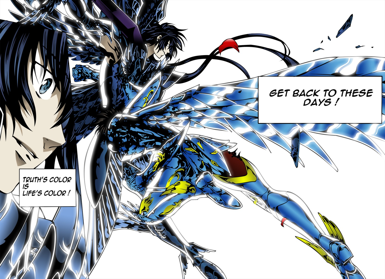 Cdz Lost Canvas 2 Temporada Awesome saint seiya lost canvas | page 8 of 24 - zerochan anime image board
