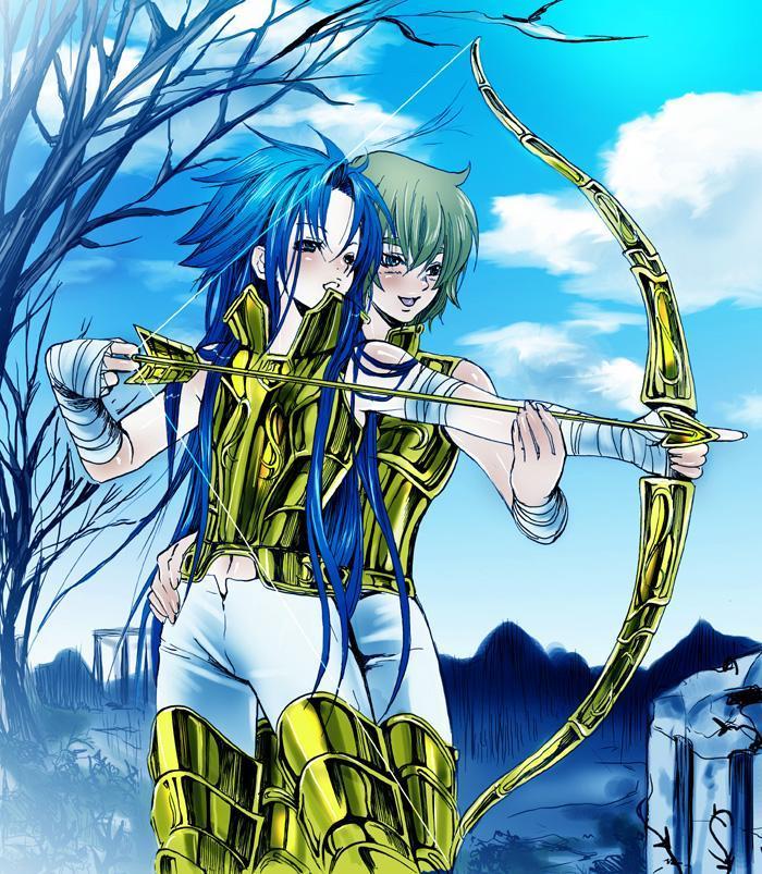 Anime Characters Gemini : Saint seiya image  zerochan anime board
