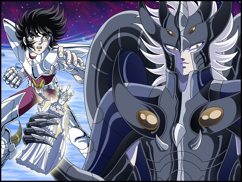 Harpy Valentine Saint Seiya Zerochan Anime Image Board