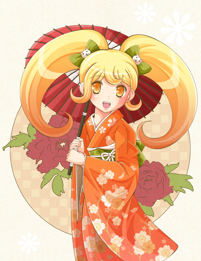 Tags: Anime, Akiiyuuri, Super Danganronpa 2, Saionji Hiyoko
