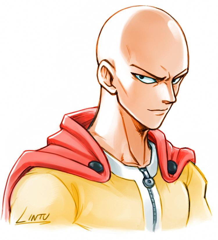 Saitama (One Punch Man) | page 2 of 6 - Zerochan Anime ...
