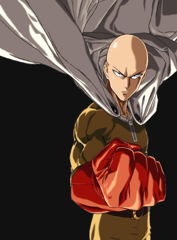 Saitama (One Punch Man) | page 4 of 5 - Zerochan Anime ...
