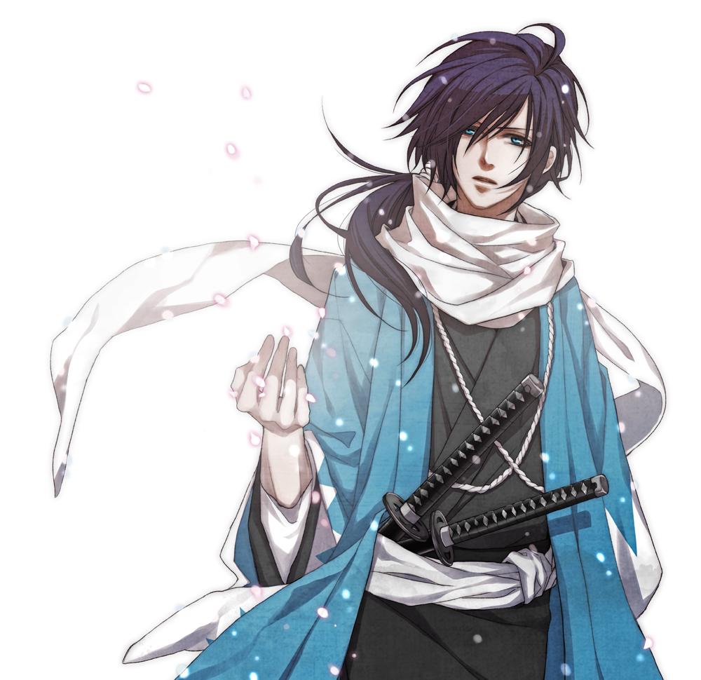 Saitou Hajime | Hakuouki Shinsengumi Kitan Wiki | FANDOM powered ...