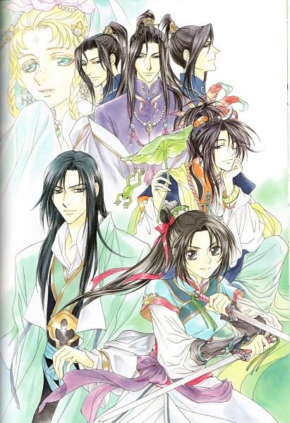 Download Anime Saiunkoku Monogatari Season 1 Sub Indo