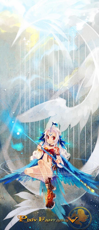 Tags: Anime, Saiyki, Pixiv Fantasia, Pixiv
