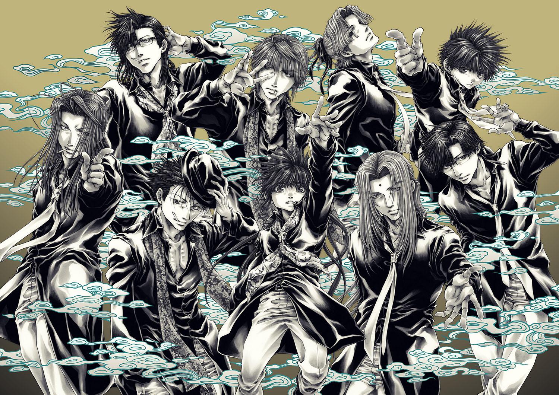 Saiyuki Image 2262894 Zerochan Anime Image Board