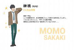Sakaki Momo