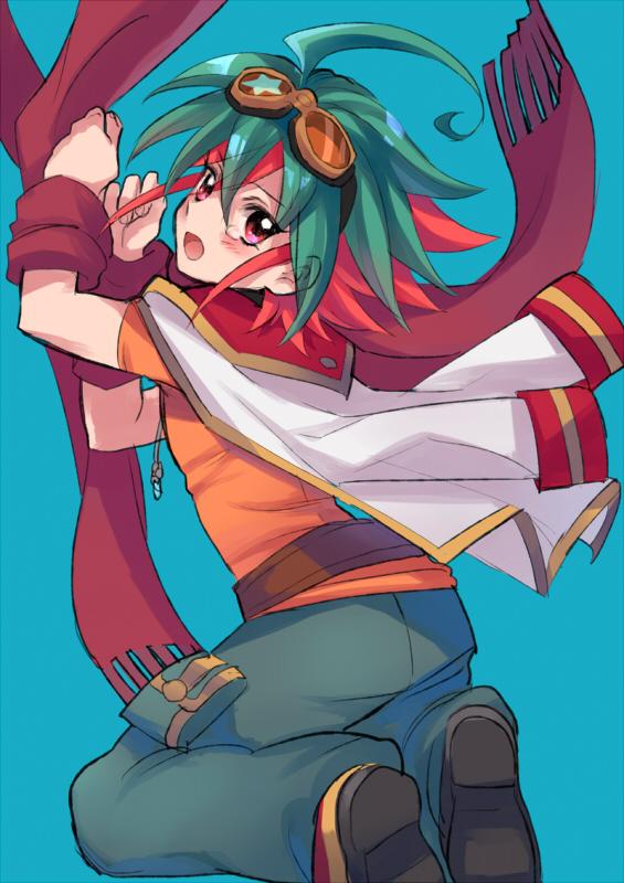 Tags: Anime, Pixiv Id 1047135, Yu-Gi-Oh!, Yu-Gi-Oh! ARC-V, Sakaki Yuya, Fanart, Fanart From Pixiv, Pixiv