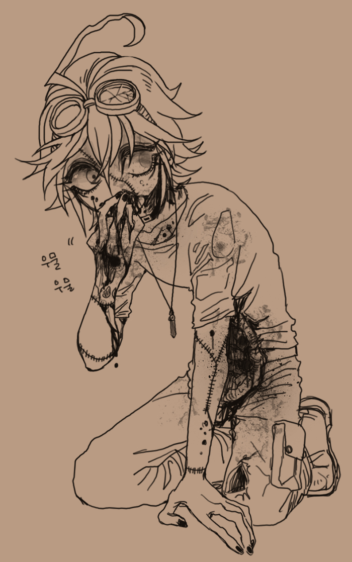 Intestines Gore Zerochan Anime Image Board
