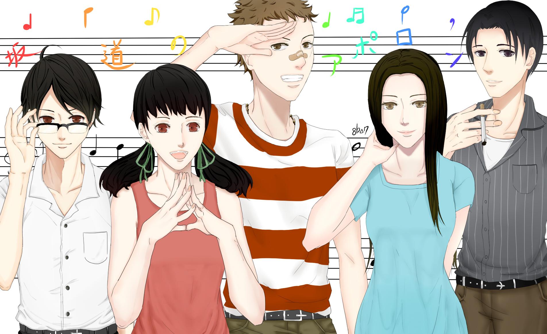 Katsuragi Junichi Sakamichi No Apollon Zerochan Anime Image Board