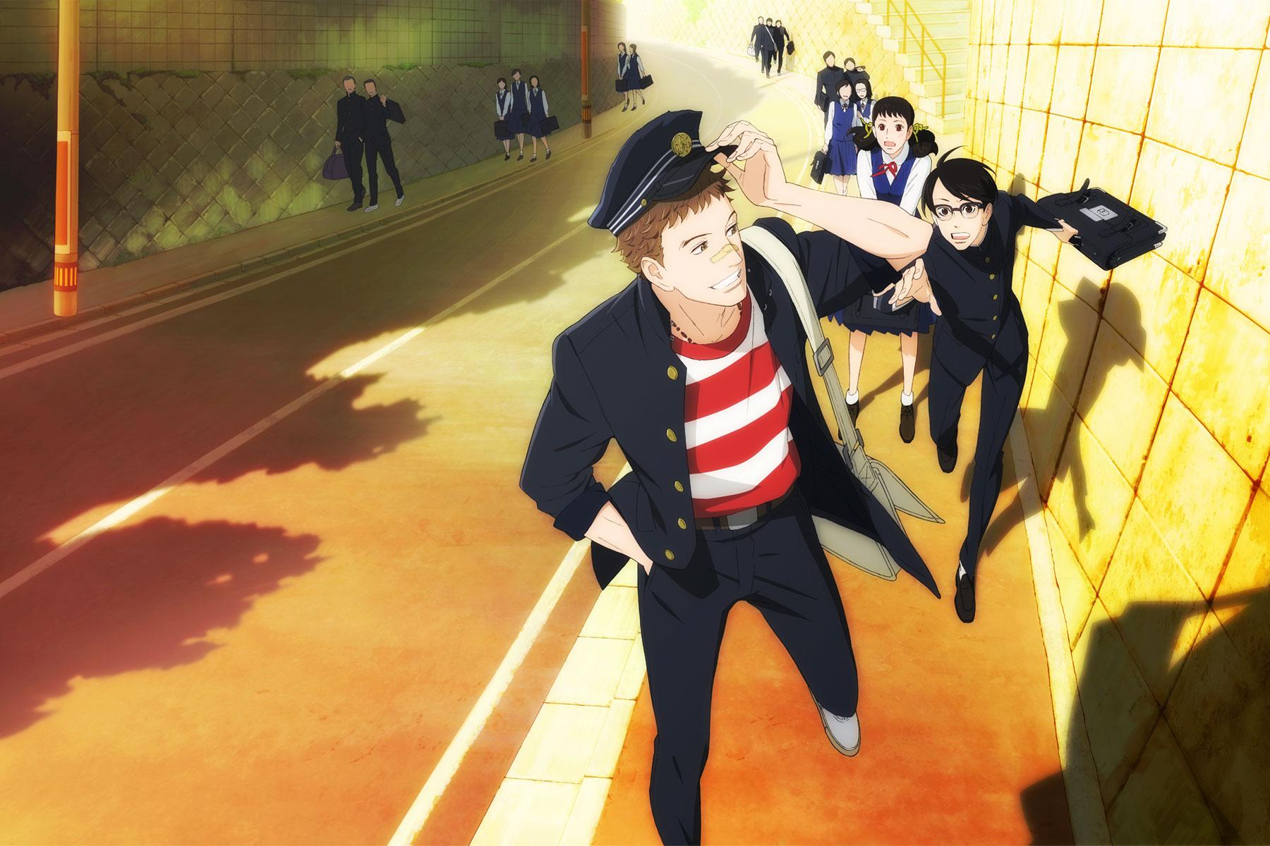 Sakamichi No Apollon Kids On The Slope Zerochan Anime Image Board