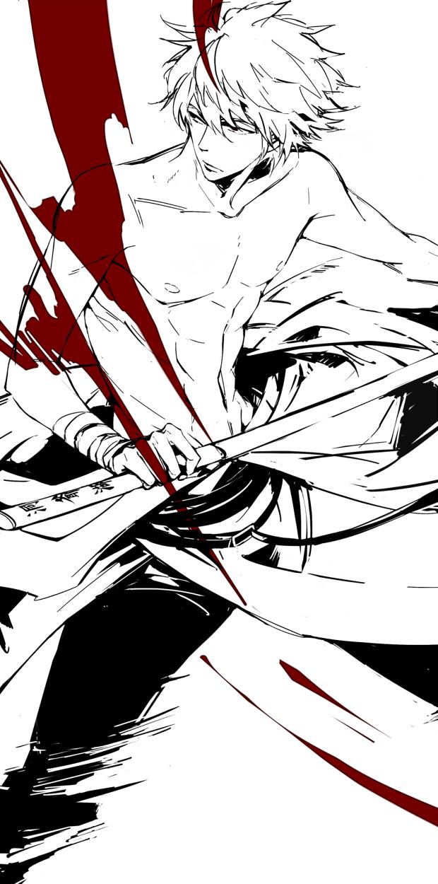 Tags: Anime, Apol, Gintama, Sakata Gintoki, Tumblr, Fanart, Fanart From Pixiv, Pixiv, Gintoki Sakata