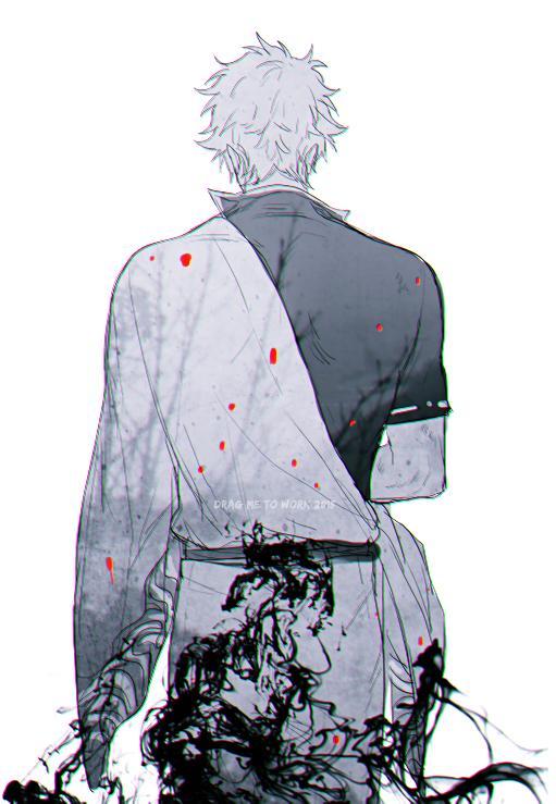 Tags Anime KANapy Gintama Sakata Gintoki Mobile Wallpaper Tumblr