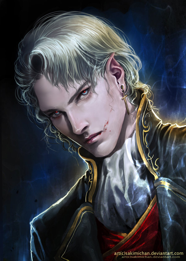 Tags Anime Sakimichan Vampire Chronicles Interview With The Lestat De