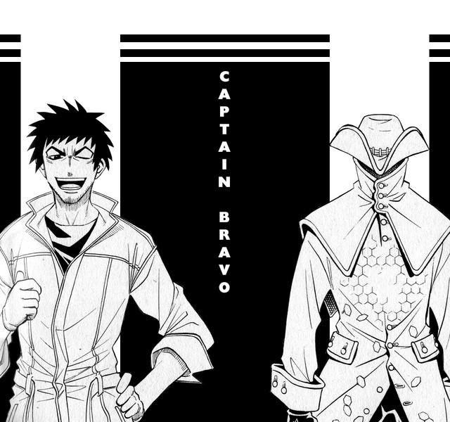 Tags: Anime, Busou Renkin, Sakimori Mamoru, Scan, Manga Page