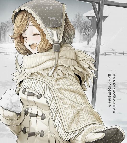 ... , Daigoman, VOCALOID, Sakine Meiko, MEIKO (VOCALOID), Winter Outfit