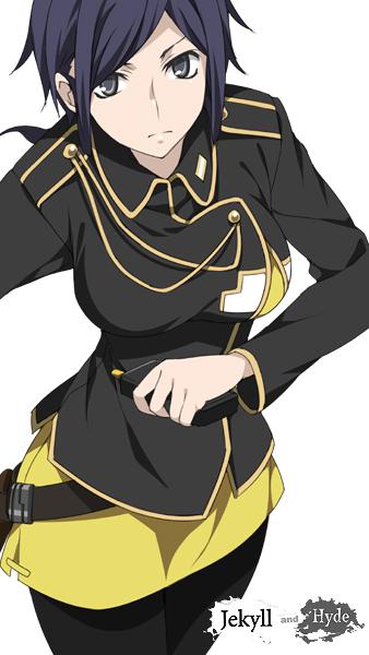 Tags: Anime, Mizuki Makoto, Shin Megami Tensei: Devil Survivor 2, Sako Makoto, Mobile Wallpaper