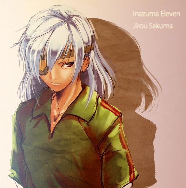 Tags: Anime, Level-5, Inazuma Eleven, Sakuma Jirou, Fanart