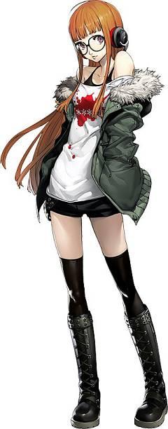 Sakura Futaba (Persona 5)