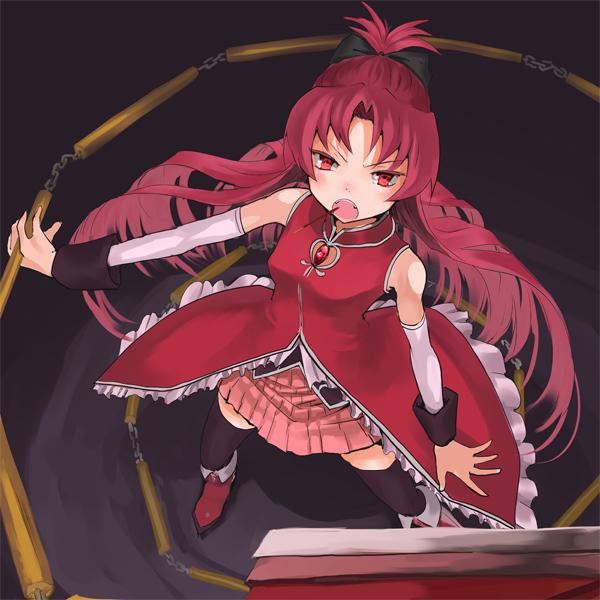 Tags: Anime, Hanowa, Nunchaku
