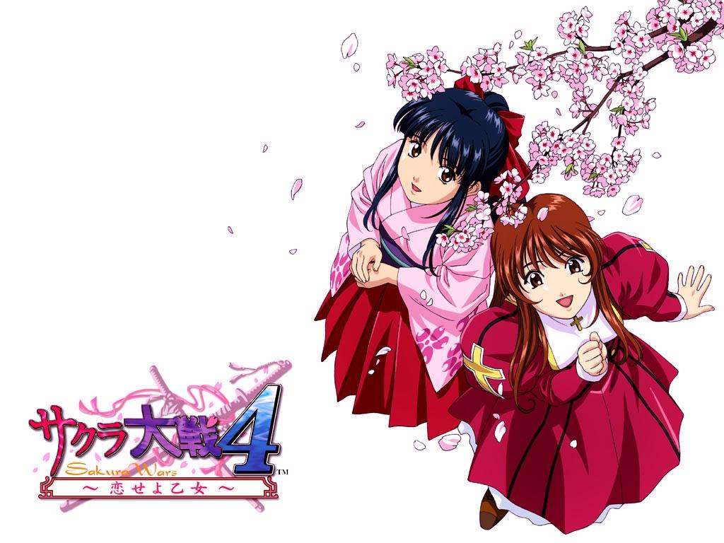 Sakura Taisen Sakura Wars Wallpaper Zerochan Anime Image Board